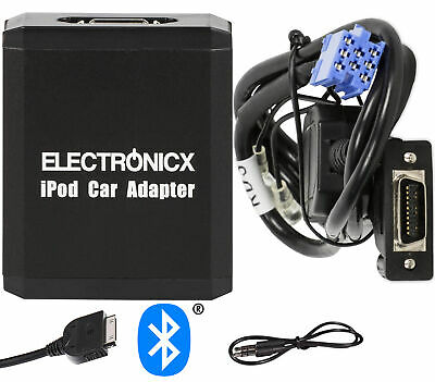 Adapter AUX Bluetooth for iPhone iPad iPod for RD3 Radio's