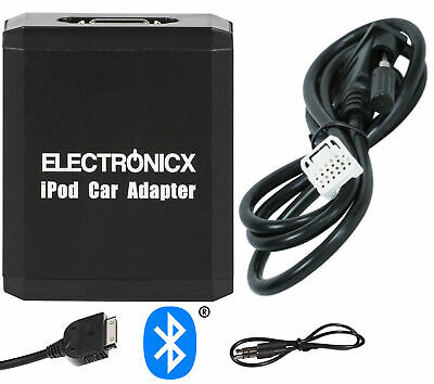 Adapter AUX Bluetooth for iPhone iPad iPod for Toyota Lexus