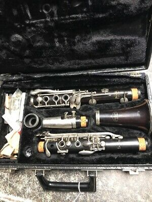 Selmer - 27 Noblet Paris - Clarinet With Travel Case