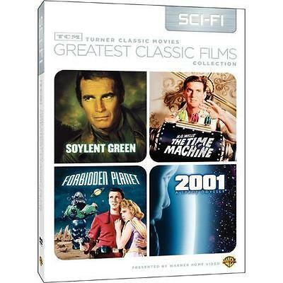 TCM Greatest Classic Films Collection: Science Fiction [2001 A Space Odyssey / S