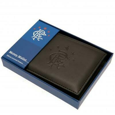 Glasgow Rangers FC Official Debossed Leather Wallet Christmas Gift Dad