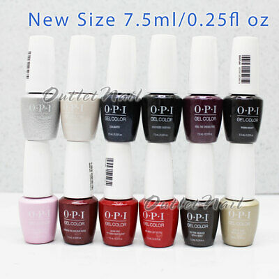 7.5ml/0.25 fl oz OPI NEW SIZE Soak-Off GelColor XOXO HOLIDAY Collection @PICK 1