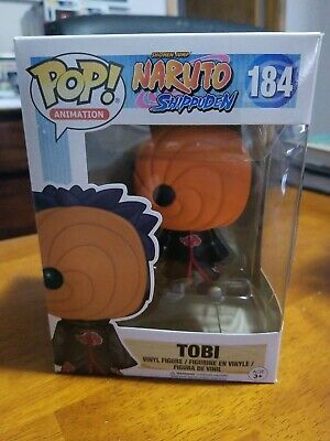 Funko Pop Animation - Naruto Shippuden - Tobi #184