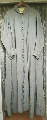 Old Long, Heavy Silver Robe.Toby Edwards. Advisor - Hamlet. Unknown Theatre Co.
