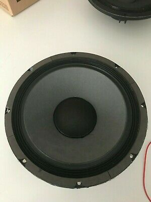 "Klipsch K22-EF 12"" WOOFER SPEAKER TESTED HERESY VINTAGE SQUARE MAGNET"