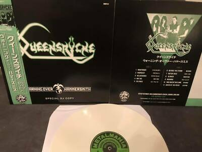 QUEENSRYCHE – Warning over Hammersmith (NEW*LIM.250 WHITE V.*LIVE 1984*US METAL)