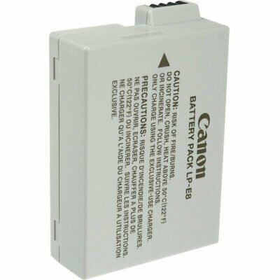 Genuine Canon LP-E8 Battery Pack for Canon Digital Rebel T2i and T3i SLR Cameras