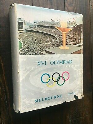 Melbourne 1956 Olympic Games Official ReportGc Hcdj