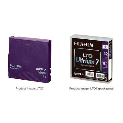 Fujifilm LTO7 6.0/15.0TB Bafe Data Cartridge 71036