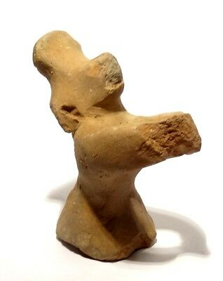 Figure of the Valley Indus - Mehrgarh 3000 BC - Indus Valley Figure Harappan