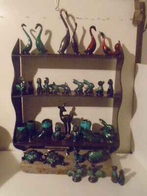 30+ Bmp  Blue Mountain  & Canadian Pottery   Mini  Zoo  Lots Of Factory 1Rsts