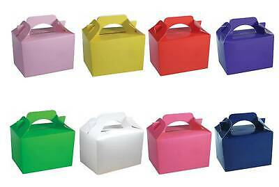 Party Boxes, Party Food Boxes, Choose Colour and Qty, Any Amount, PartyBits2008