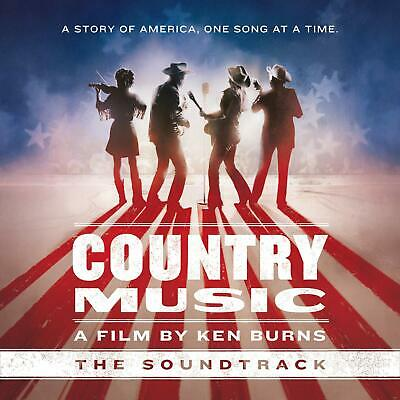 Country Music: A Film By Ken Burns - Jimmie Rodgers [CD] Sent Sameday*