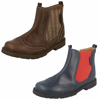 Boys Startrite Ankle Boots Digby