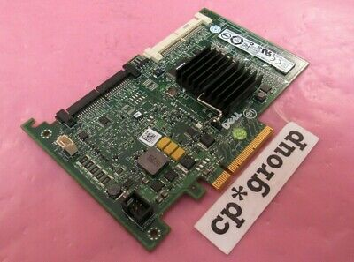DELL POWEREDGE PERC 6i PCI-e SAS Raid Controller Card T774H