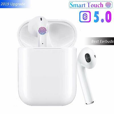 Bluetooth Earphones For iPhone Android Samsung Wireless Earpods Airpods Earbuds