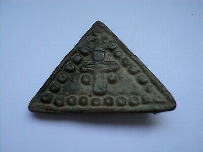 Ancient Byzantium (triangle)+ancient Rome-found with a metal detector