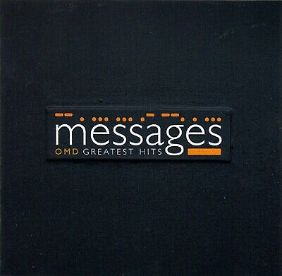 O.M.D. CD + DVD Messages OMD Greatest Hits Orchestral Manoeuvres in the Dark NEW