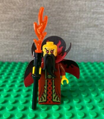 LEGO Collectable Mini Figure Series 13 Evil Wizard 71008-10 COL204 RBB