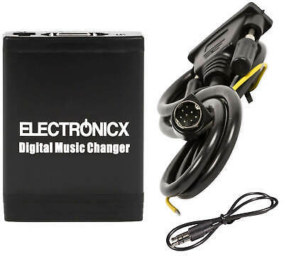 Adapter USB SD AUX for Volvo SC Radios