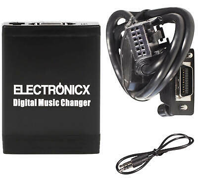 Adapter USB SD AUX for Peugeot and Citroen RD4 Radios