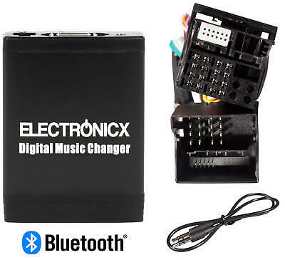 Adapter USB SD MP3 AUX Bluetooth for Ford 12 + 40 Pin