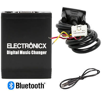Adapter USB SD MP3 AUX Bluetooth for Nissan Infiniti
