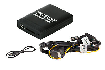 Yatour USB SD AUX Adapter for Pioneer DEH, KEH, MEH IP-Bus