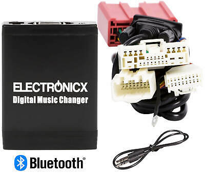 Adapter USB SD MP3 AUX Bluetooth for Mazda from 2009