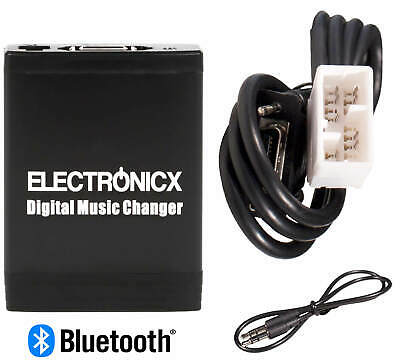 Adapter USB SD MP3 AUX Bluetooth for Honda Goldwing