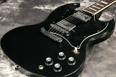 2019 GIBSON SG Standard in Ebony with Deluxe Gibson Gig Bag
