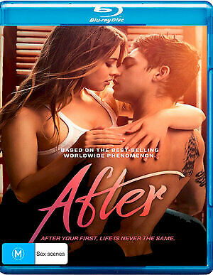 After (Blu-ray) (2019) (Region B) New Release