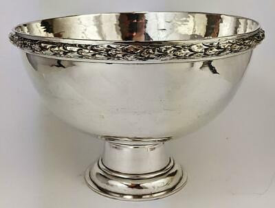 DUCHESS OF SUTHERLAND CRIPPLES GUILD ARTS & CRAFTS SILVER PLATED BOWL c1910​