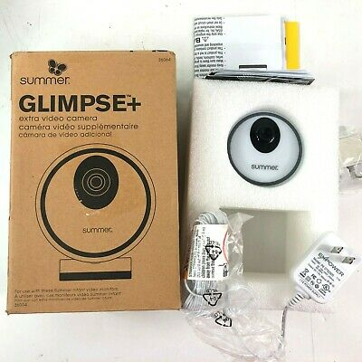 Summer Infant Glimpse+ REPLACEMENT WIRELESS CAMERA & POWER ADAPTER