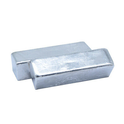 100 grams High Purity 99.995% Indium in Metal Lumps Indium ingot