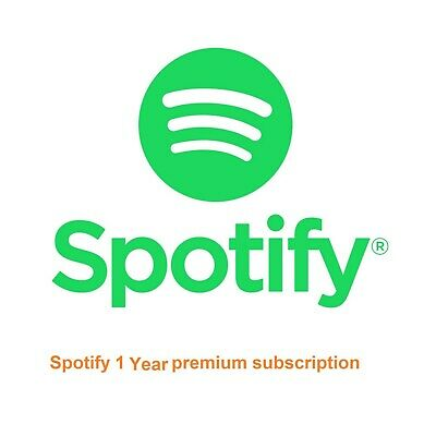 Spotify PREMIUM UPGRADE - Delivered FAST - 12 MONTHS & LIFETIME WARRANTY