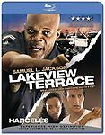 Lakeview Terrace (Blu-ray, Canadian) Bluray -English French - Viewed Once - MINT