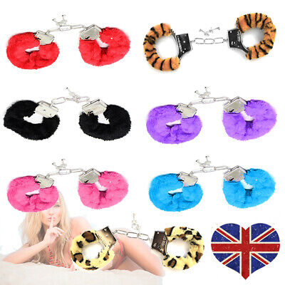 Bondage Handcuffs Erotic Sexy BDSM Game Ankle Cuffs Slave Fetish Role Playing UK
