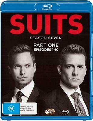 Suits Season Seven, Part One Blu-ray