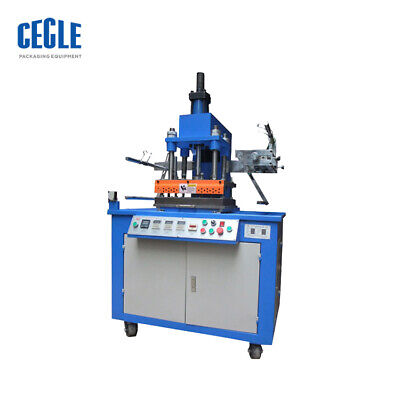 HGP-300 Hydraulic Hot Foil Stamping Machine High Pressure For Big Product By Sea