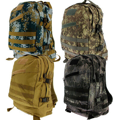 36L Military Tactical Army Backpack Rucksack Camping Hiking Trekking School Bag