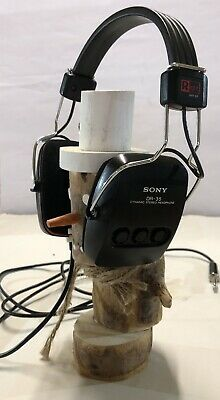 Vintage Sony DR-35 Dynamic Stereo Headphones