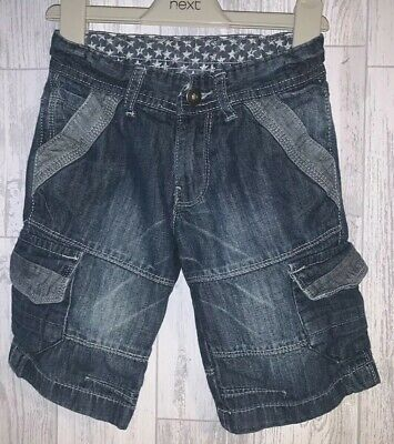 Boys Age 2-3 Years - Denim Shorts From Matalan