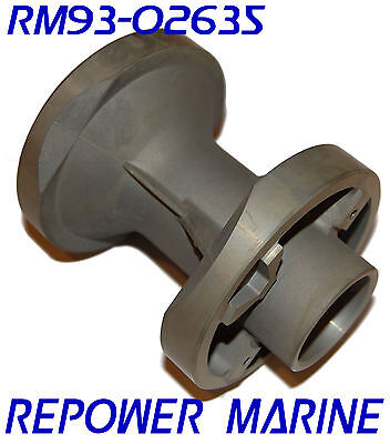 Roulement Support pour Mercruiser Alpha, Remplacement #: 818763A10