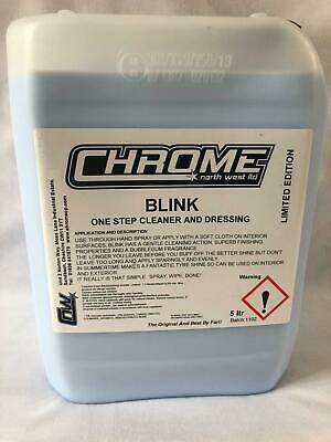 """Chrome Cleaning Products 5 LTR """"Blink"""""""