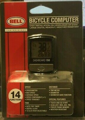 Bell Sports 14Function Bike Computer