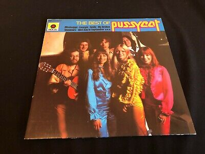 """Pussycat """"The Best Of"""" Vinyl Record/Lp From 1979"""