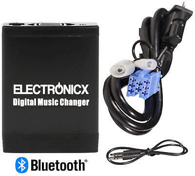 Adapter USB SD MP3 AUX Bluetooth for Blaupunkt 8 Pin