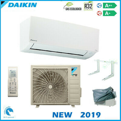 Daikin FTXC25B Conditionneur D'Air 9000BTU la la + Pr.wifi + Toile + Support