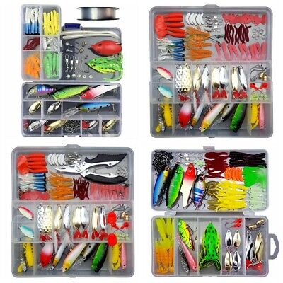 5pcs Lot Top Cricket Insect Lure 5.5cm//3.5g Fishing Lures CrankBait Bass Tackle